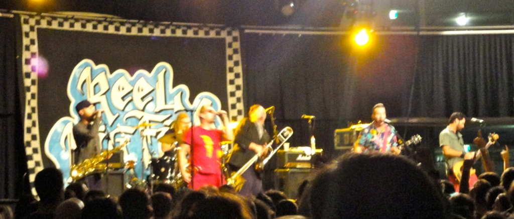 Reel Big Fish at UNSW Roundhouse