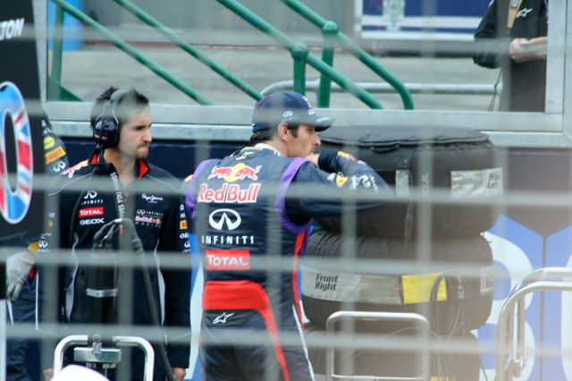 mark webber australian f1 grand prix