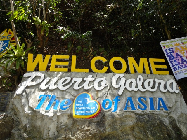 welcome to puerto galera