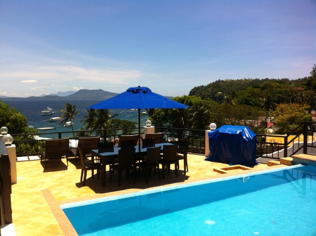 out of the blue resort puerto galera philippines