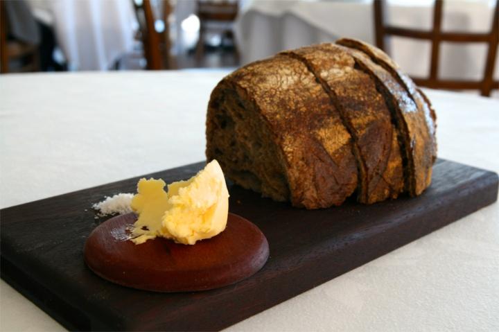 ormeggio at the spit sourdough bread