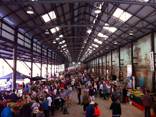 eveleigh markets