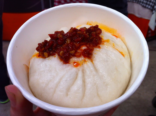 eveleigh markets pork bun