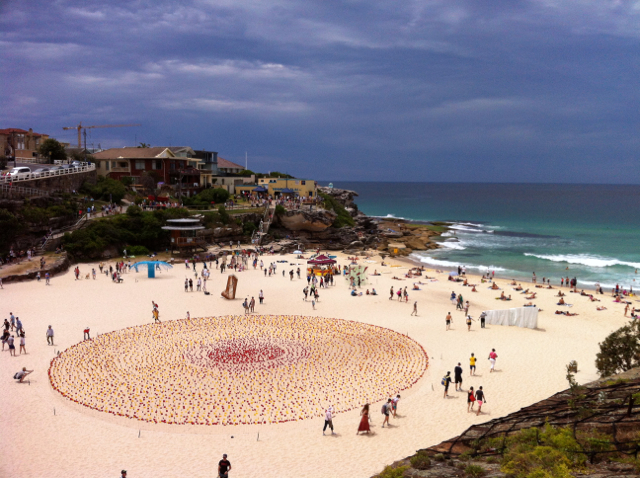 sculptures by the sea 1