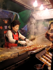 street food seoul south korea