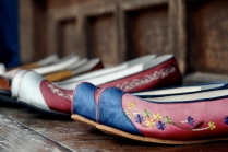 traditional korean shoes south korea