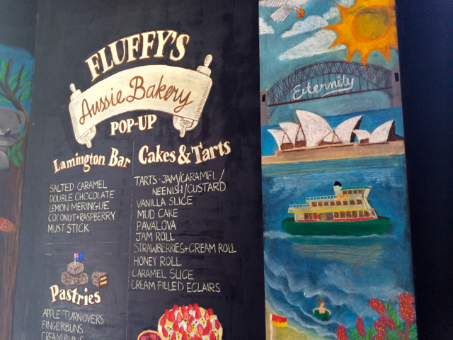 Adriano Zumbo Fluffy's Aussie Bakery popup