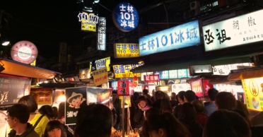 Shilin night markets